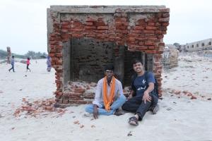 ஜெயப்ரகாஷுடன் பாலாஜி